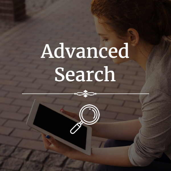 Advanced Search Button
